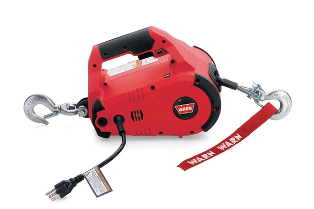 Pullzall 1 000 Lb Portable Electric Winch Warn Industries