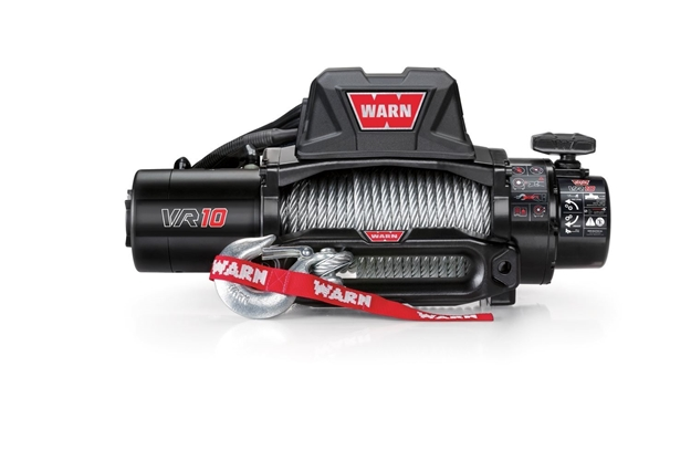 VR10 Winch | WARN Industries | Go Prepared. on