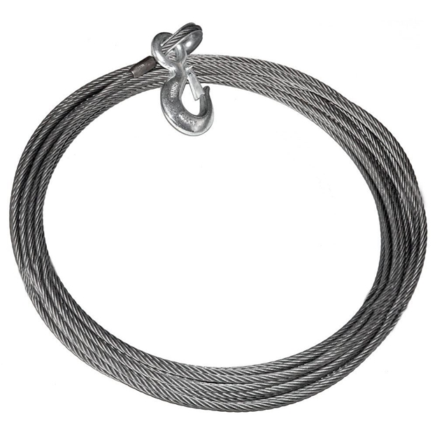 "Picture of Winch Cable 3/8"" X 30 Meter EIPS"