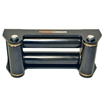"Picture of Winch Roller Fairlead for 8"" Drum, Black - 24335"