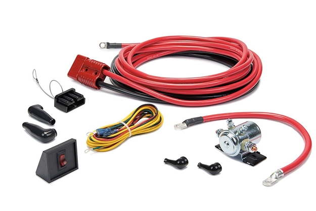 Awesome Quick Connect Power Cable 24 Warn Industries Go Prepared Wiring Digital Resources Sapredefiancerspsorg