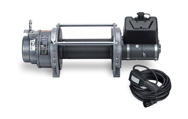 Series 15 DC Electric Winch, 12V - 15,000 lb | WARN IndustriesWARN Industries