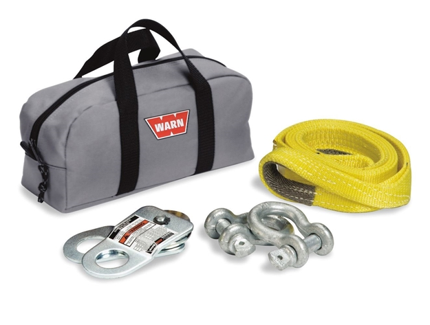 Image sur Winch Rigging Accessory Kit & Gear Bag - 70792