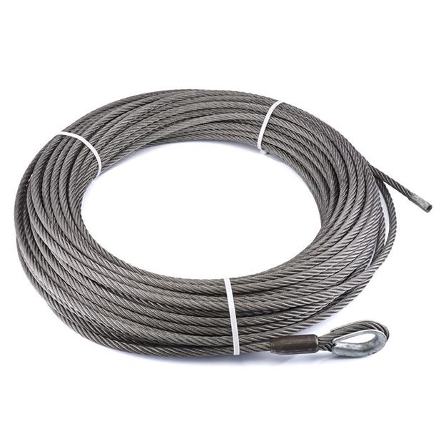 """Image sur Winch Cable 9/16"""" X 245' - 33,600 lb"""