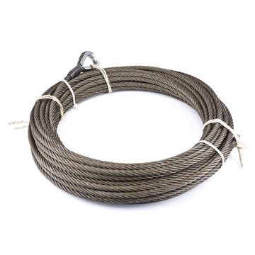 "Image de Winch Cable & Hook 5/8"" X 140' for 30XL Series"