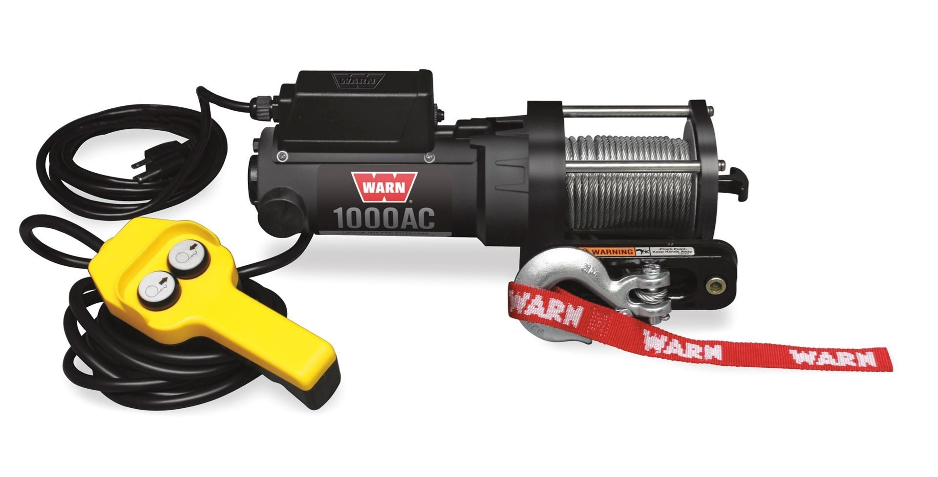 WARN Winches1000 AC 120V ELECTRIC WINCH - 80010