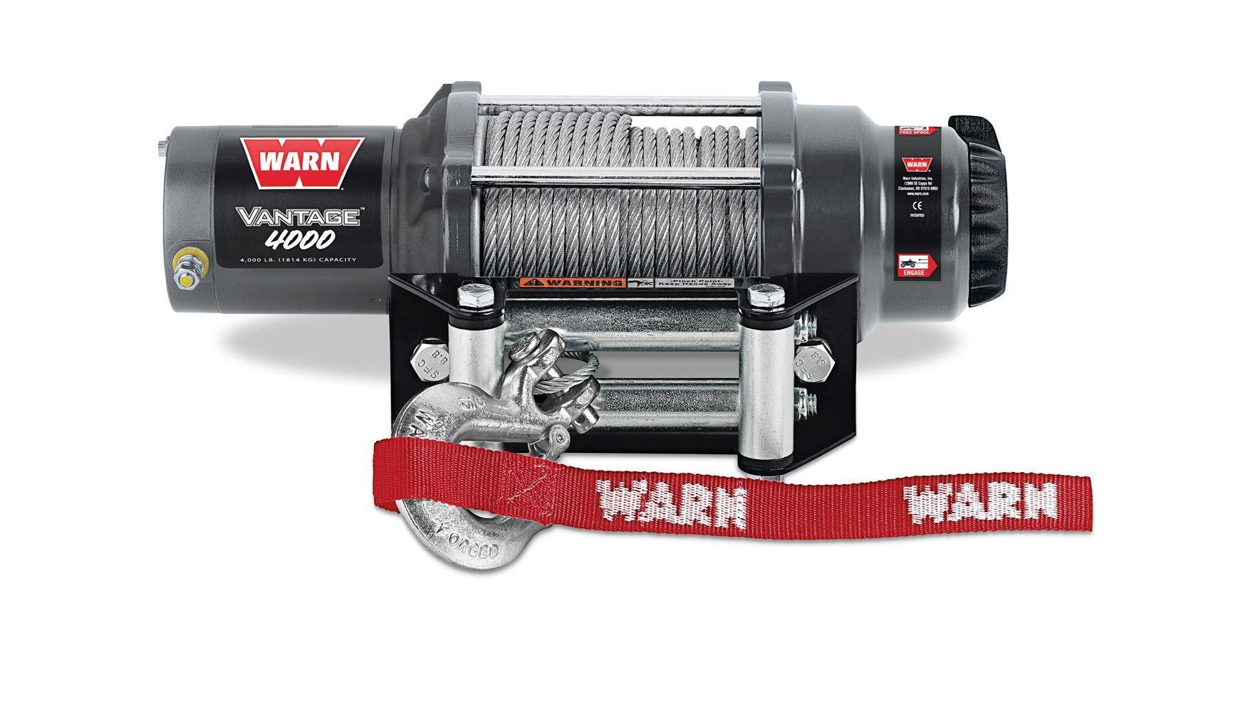 Warn Industries Winch Wire Diagram Wiring Libraries Large Frame 24v Winchserviceparts Vantage 4000 Go Prepared