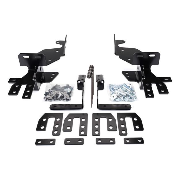 Winch Mount Installation Kit For 08 10 Ford Super Duty Trucks