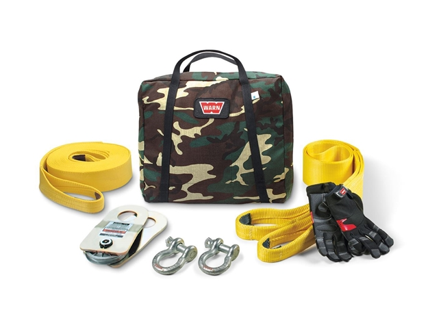 Image sur Winch Accessory Kit, Medium Duty, Camo