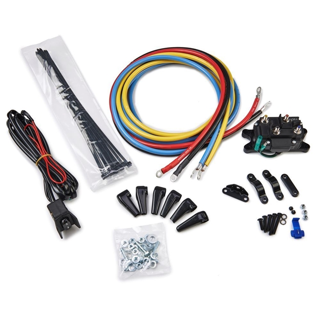 Winch Upgrade Kit For Atv Warn Industries