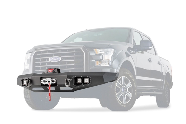 Foto de Ascent Front Bumper for Ford F-150 - 100915
