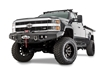 Foto de Ascent Front Bumper for Chevy Silverado HD - 100921