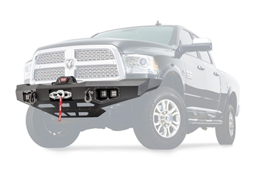 Image de Ascent Front Bumper for RAM 2500/3500 - 100923
