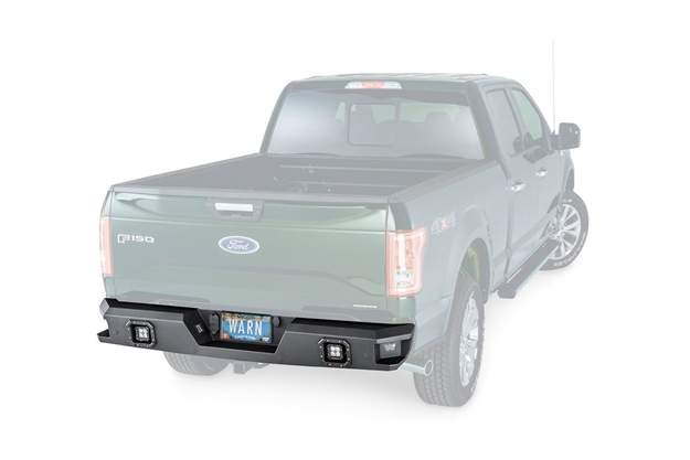 Picture of Ascent Rear Bumper for Ford F-150 - 96255