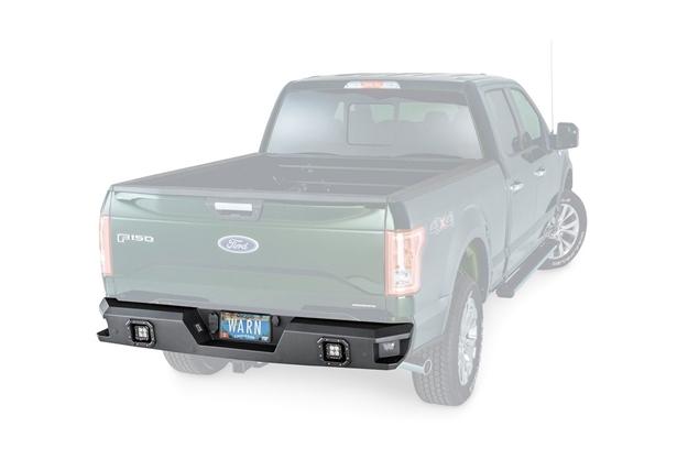 Image sur Ascent Rear Bumper for Ford F-150 - 96255
