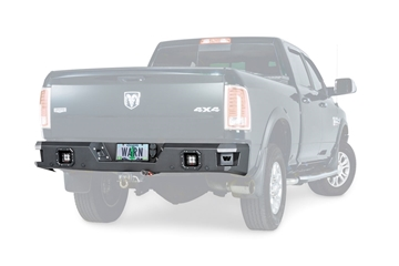 Image de Ascent Rear Bumper for RAM 2500/3500 - 96445