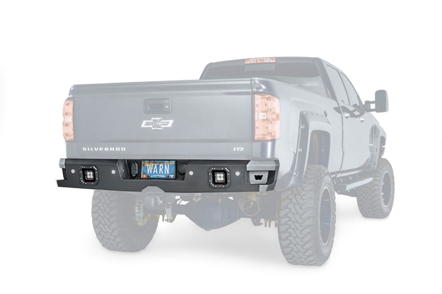 Picture of Ascent Rear Bumper for Chevy/GMC - 96550
