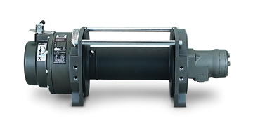 Picture of Series 12 Industrial Hydraulic Winch - 12,000 lb - 30286