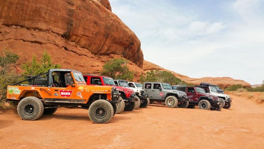 Event: 2018 Easter Jeep Safari