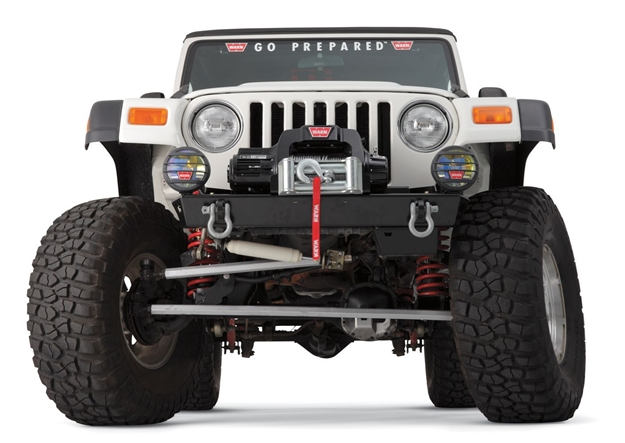 Image sur Rock Crawler Stubby Front Bumper for Jeep TJ - 87700