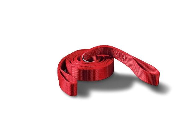 "Image sur Rigging Strap 1"" X 8', 2000 lb, Red"