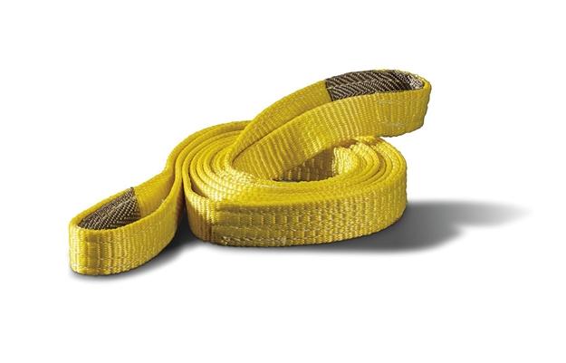 "Image sur Rigging Tree Trunk Strap 1"" X 8', 6400 lb, Yellow"