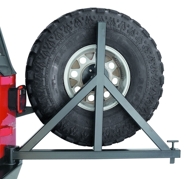 Jeep Jk Rear Bumper With Tire Carrier