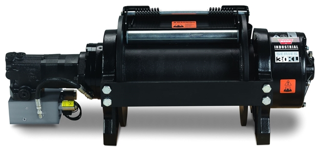 Series 30XL Hydraulic Winch - 30,000 lb | WARN Industries | Go Prepared