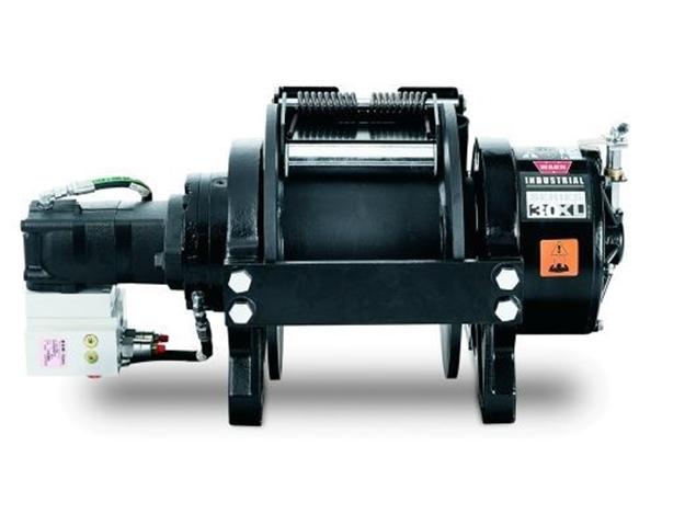 Series 20XL Hydraulic Winch, Manual Clutch - 20,000 lb | WARN IndustriesWARN Industries