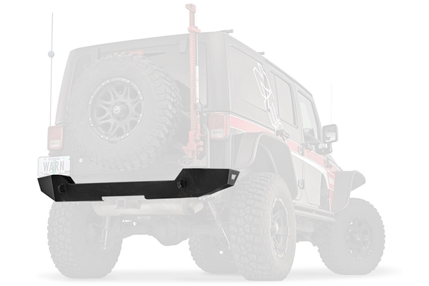 Picture of Elite Series Rear Bumper for Jeep JK Wrangler - 89525