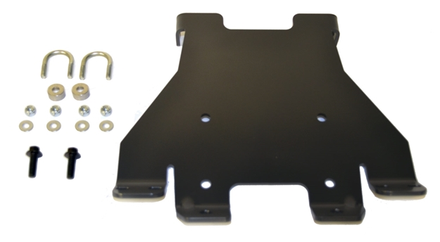 Image sur Winch Mount for Honda ATVs - 84705