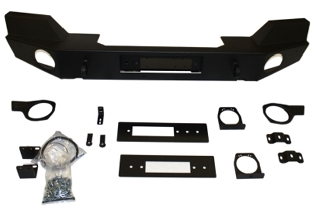 Picture of Elite Series Front Bumper for Jeep JK Wrangler - 87755