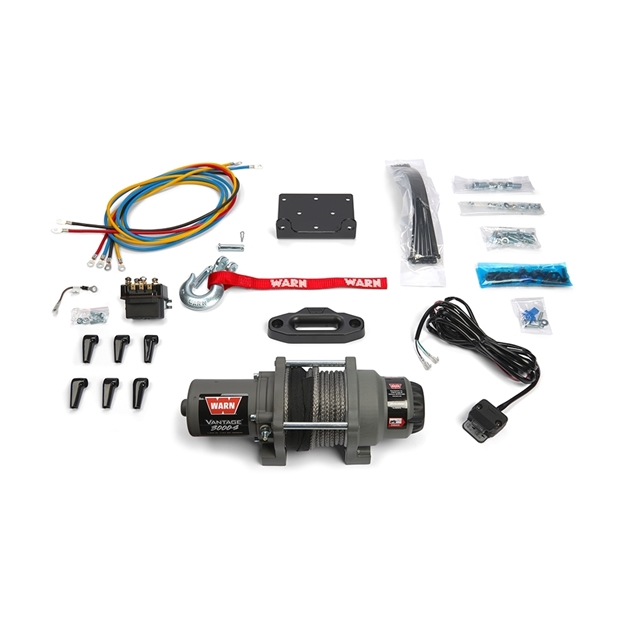 Picture of Vantage 3000-S Winch