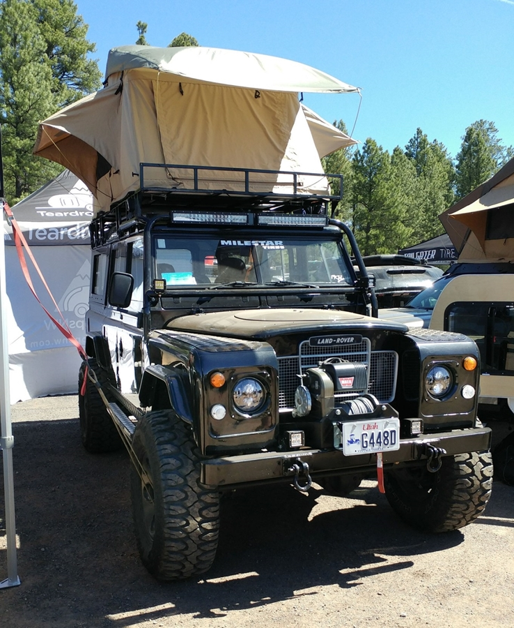 Event: Overland Expo – West 2018