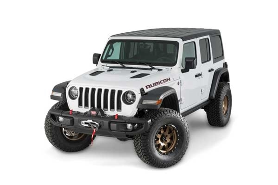 New Product: WARN Jeep JL Rubicon OE Winch Carrier