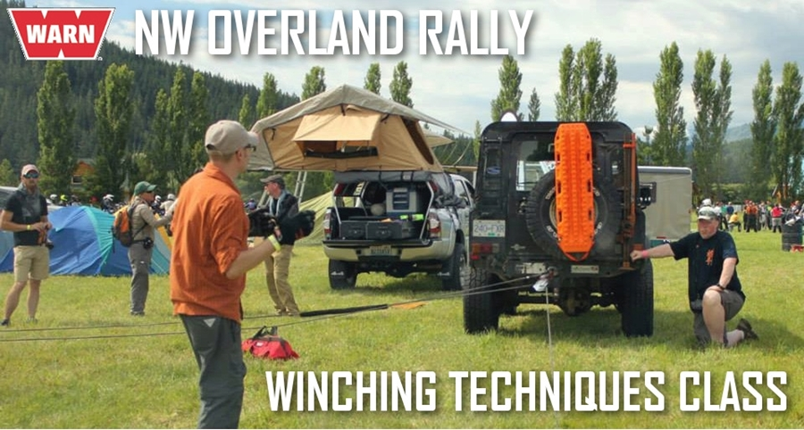 Upcoming Event: NW Overland Rally – June 23-26