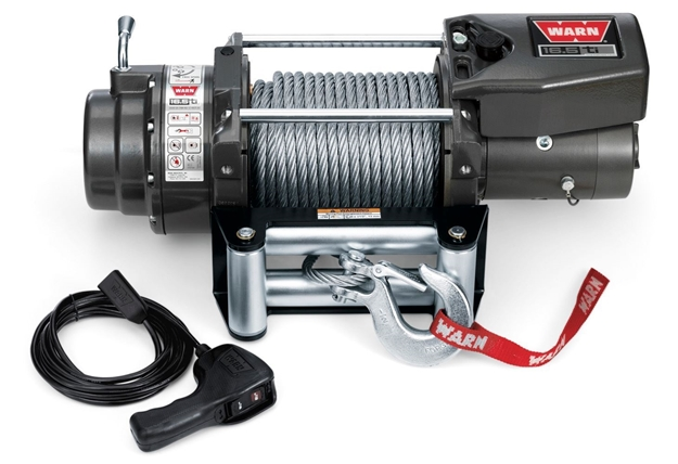 Image sur 16.5ti Heavyweight Winch (INT)