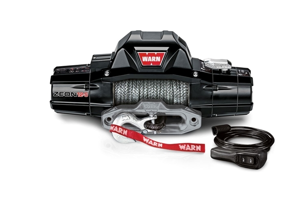 ZEON 12-S Winch with Remote
