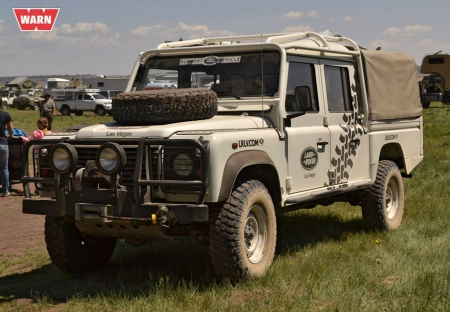 Upcoming Event: Overland Expo West