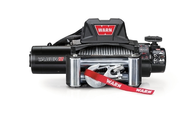 Picture of TABOR 12 - 12V Winch (No Rope or Fairlead)