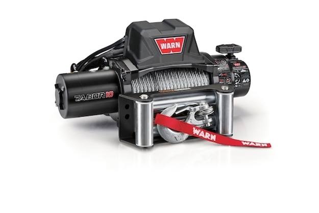 Foto de TABOR 10 - 12V Winch (No Rope or Fairlead)