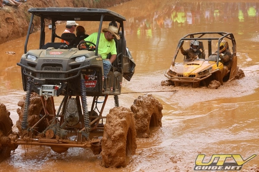 Mud Nationals is One of WARN's Favorite Events