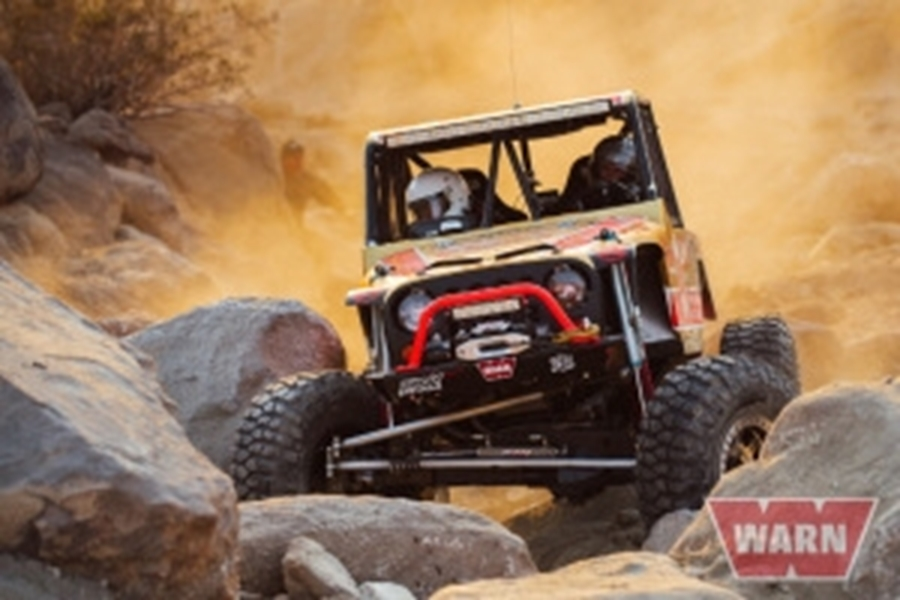 WARN Graces All Podiums During Ultra4 2016 Nitto King of the Hammers Week