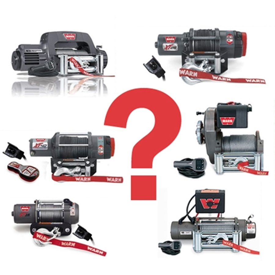 How To Choose The Right Winch