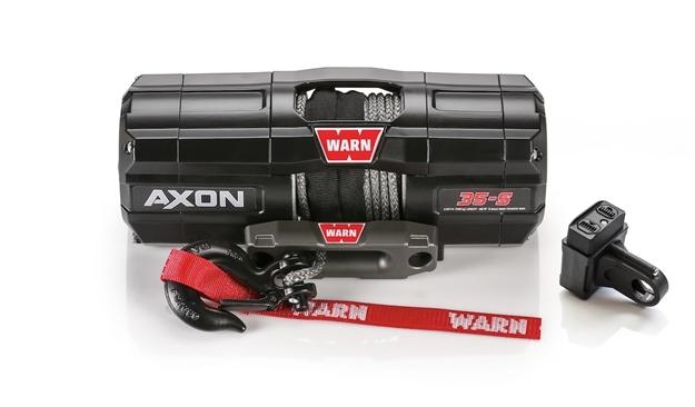 Image sur AXON 35-S Powersport Winch