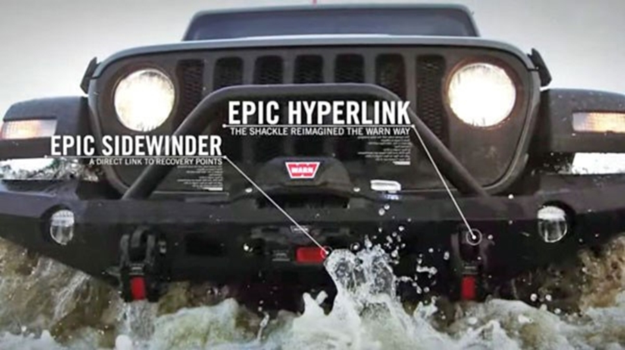The WARN Epic Sidewinder and Hyperlink