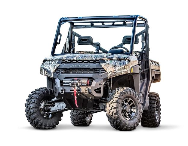 101708 - Front Bumper for Polaris Ranger XP
