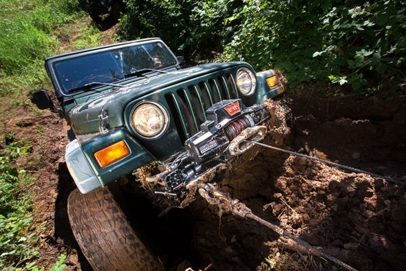 Spring Promotion: WARN Winch Rebate