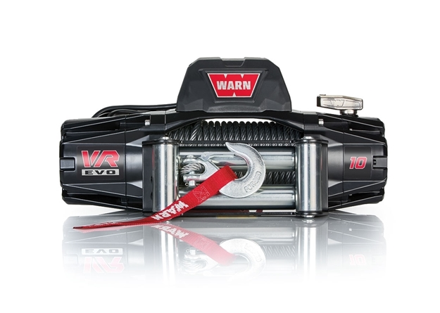 Fits: VR8 VR10 VR12 WARN 102642 Stealth Series Winch Cover