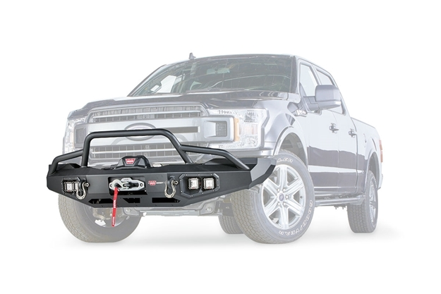 Truck Front Bumper >> Ascent Front Bumper For 2018 Ford F 150 100916
